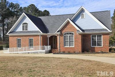 Durham Single Family Home Pending: 2512 Windy Hill Road