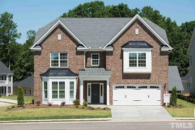 Holly Springs Single Family Home For Sale: Cahors Trail