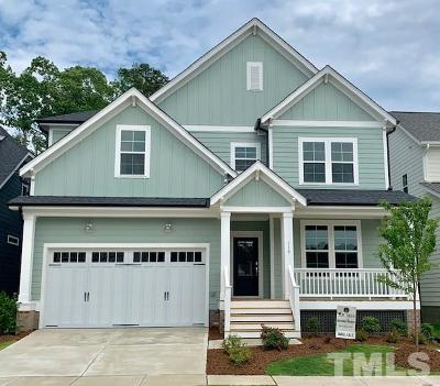 Chapel Hill Single Family Home For Sale: 52 Chapel Lawn Avenue #1811