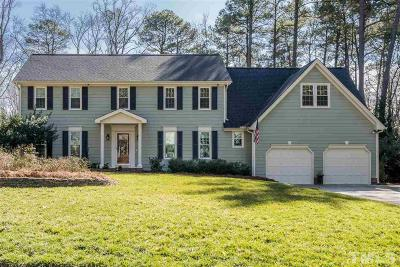 Cary Single Family Home For Sale: 219 Ronaldsby Drive