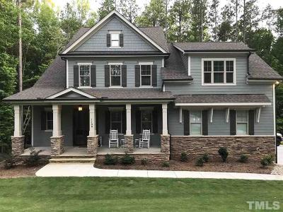 Granville County Single Family Home For Sale: 1190 Rogers Farm Road