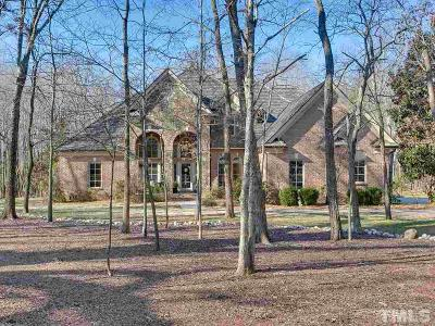 Chapel Hill Single Family Home For Sale: 6015 Old Field Drive