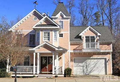 Apex Single Family Home Contingent: 405 Village Loop Drive