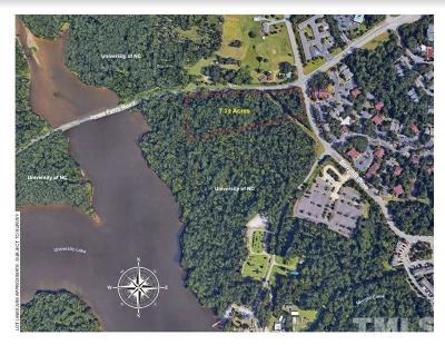 Chapel Hill Residential Lots & Land For Sale: Jones Ferry Road