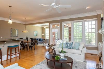 Chapel Hill Townhouse For Sale: 305 Circle Park Place
