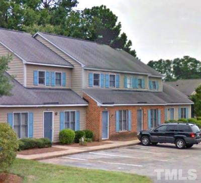Durham Townhouse For Sale: 2605 Camellia Drive #2605