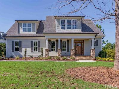 Pittsboro Single Family Home For Sale: 794 Chapel Ridge
