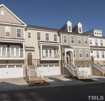 540 Townes Townhouse For Sale: 815 Tunisian Drive