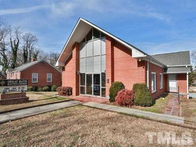 Durham County Commercial For Sale: 909 Camden Avenue