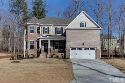 Durham Single Family Home For Sale: 1016 Valley Rose Way #Homesite