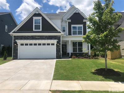 Fuquay Varina Single Family Home For Sale: 805 Eagle River Drive