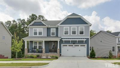 Knightdale Single Family Home For Sale: 1104 Castlestone Lane