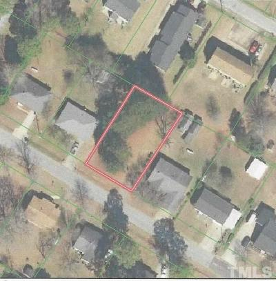 Johnston County Residential Lots & Land Pending: W Caroline Avenue