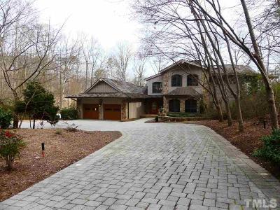 Cary Single Family Home For Sale: 101 Dumbarton Court
