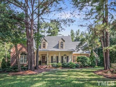Cary Single Family Home For Sale: 218 Draymore Way