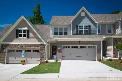 Wake Forest Townhouse Pending: 573 Brunello Drive #36