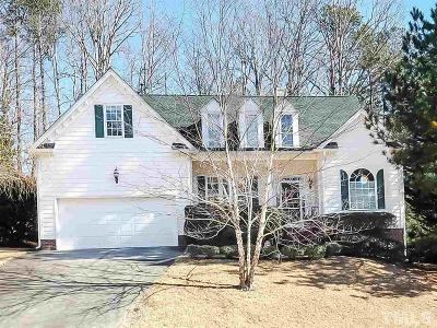 Cary Single Family Home For Sale: 109 Barnes Spring Court