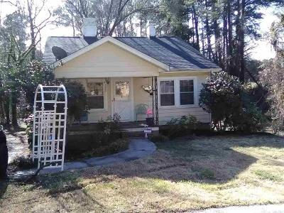 Durham Single Family Home For Sale: 3007 University Drive