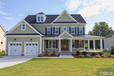 Wake Forest Single Family Home For Sale: 1541 Sweetclover Drive