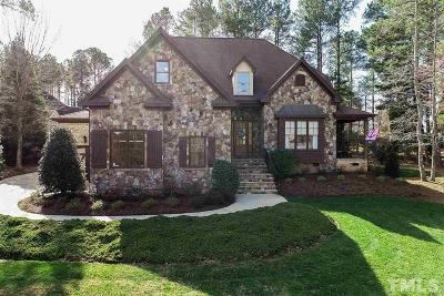 Wake Forest Single Family Home For Sale: 7117 Anglesey Court