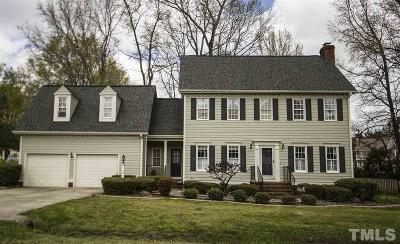 Angier Single Family Home For Sale: 75 Harvest Ridge Drive