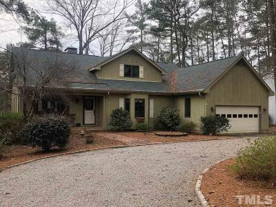 Sanford NC Single Family Home For Sale: $234,225