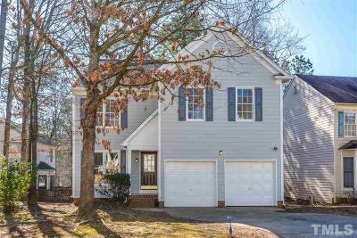 Cary Single Family Home For Sale: 109 Solstice Circle