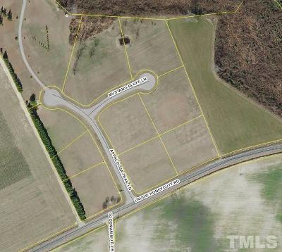 Sampson County Residential Lots & Land For Sale: 1 Appaloosa Trail
