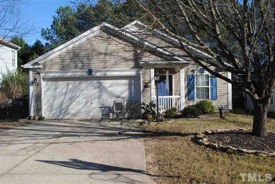 Holly Springs Rental For Rent: 221 Tullich Way