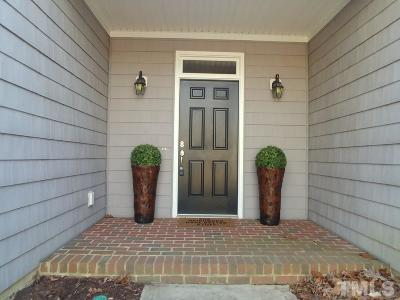 Pittsboro Single Family Home For Sale: 900 Burwell