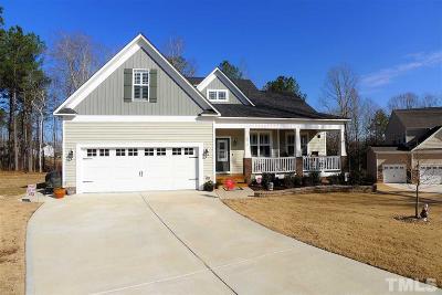 Garner Single Family Home For Sale: 8017 N Pine Shadows Drive