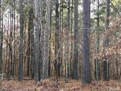 Harnett County Residential Lots & Land For Sale: Highland Drive