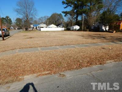 Johnston County Residential Lots & Land For Sale: 100 N Brevard Drive