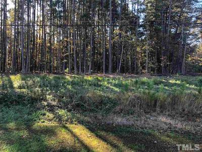 Orange County Residential Lots & Land For Sale: Lot 1 Nc 54 Highway