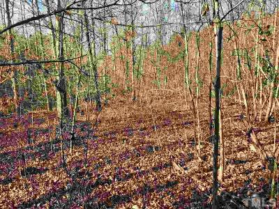 Harnett County Residential Lots & Land For Sale: Dees Street
