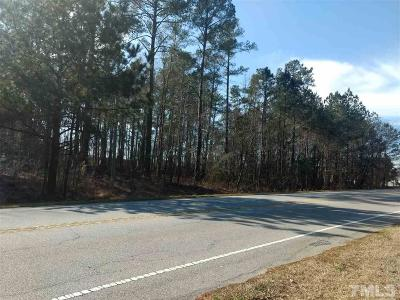 Wake County Residential Lots & Land Contingent: S Judd Parkway