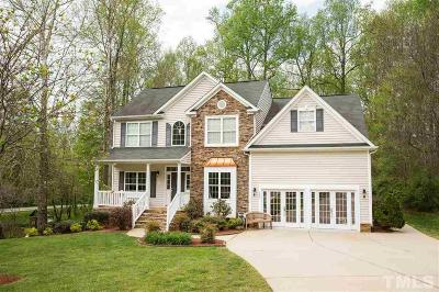 Graham Single Family Home Contingent: 1802 Haw Village Drive
