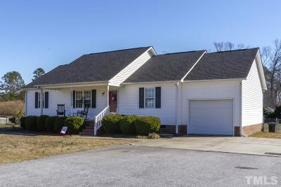 Princeton Single Family Home For Sale: 4245 Bizzell Grove Church Road