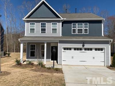 Johnston County Rental For Rent: 286 W Copenhaver Drive