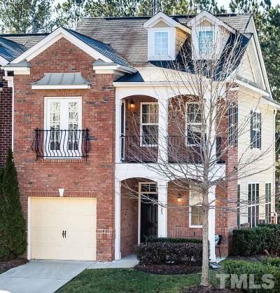 Cary Townhouse Pending: 1125 Seattle Slew Lane