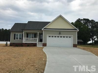 Fuquay Varina Single Family Home For Sale: 491 Ausley Road