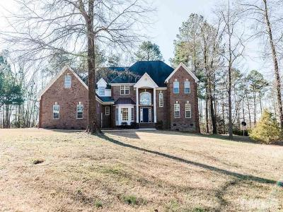 Lee County Single Family Home For Sale: 315 Cricket Hearth Road