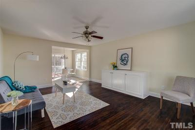Chapel Hill Single Family Home For Sale: 7700 Rogers Road