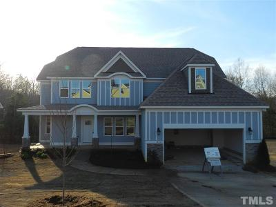 Garner Single Family Home Pending: 832 Airedale Trail