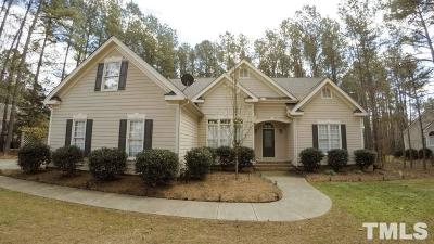 Franklin County Single Family Home For Sale: 30 Remington Court