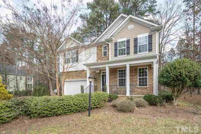 Raleigh Single Family Home For Sale: 5704 Light Brigade Lane