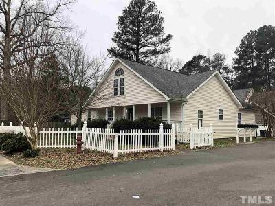 Durham Single Family Home For Sale: 3302 S Alston Avenue