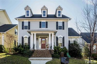 Chapel Hill Single Family Home For Sale: 77 Fallenwood Lane