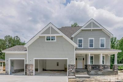 Fuquay Varina Single Family Home For Sale: 2231 Copper Pond Way