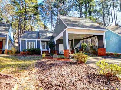 Single Family Home Pending: 110 Lakeway Court